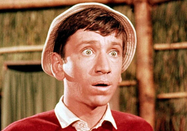 "Bob Denver on ""Gilligan's Island."""