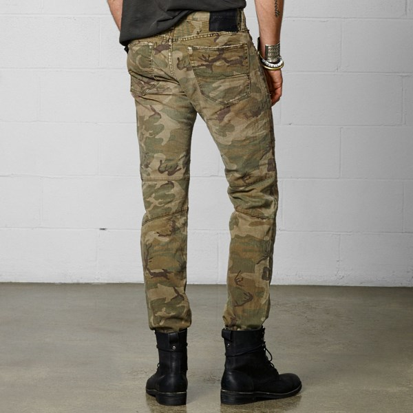 Denim And Supply Biker Pants 2