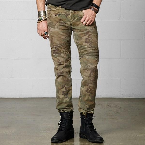 Denim And Supply Biker Pants